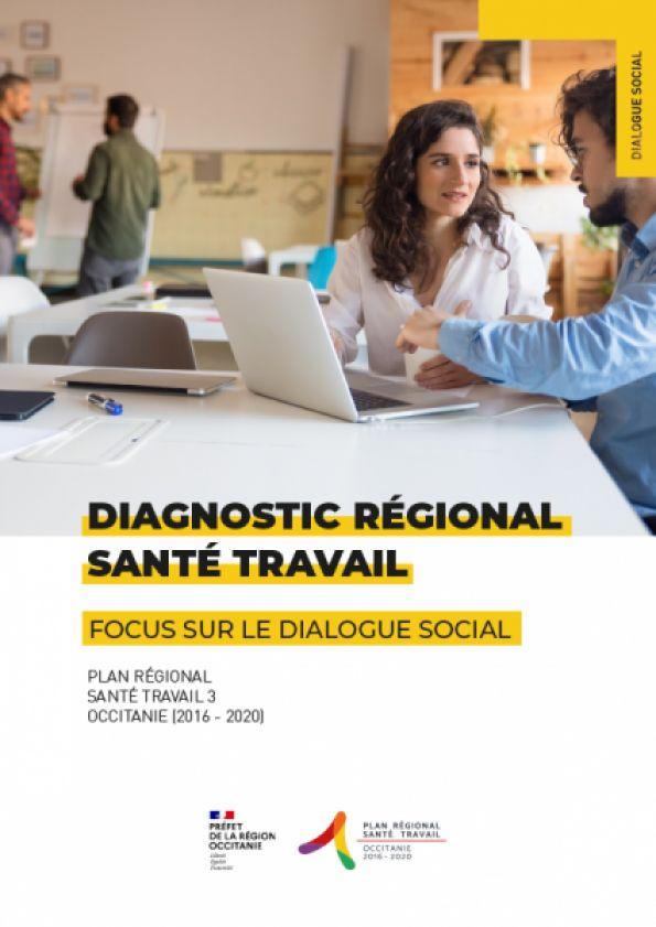 Diagnostic régional Occitanie - Focus Dialogue social