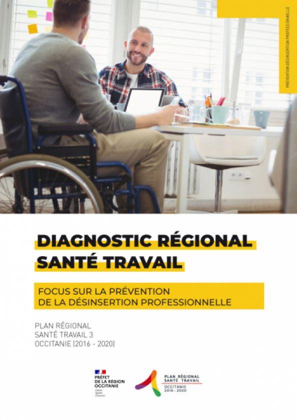 Diagnostic régional Occitanie - Focus Prévention de la désinsertion professionnelle