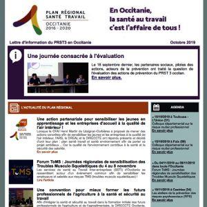 Lettre d'info 6 du PRST3 Occitanie